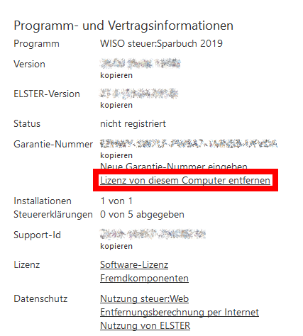 wiso steuer sparbuch 2020 download